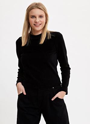 DeFacto Uzun Kollu Slim Fit T-shirt